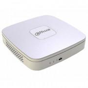 Dahua DH-NVR2108-8P-S2 - 8-ми канальный Smart PoE 1U сетевой видеорегистратор