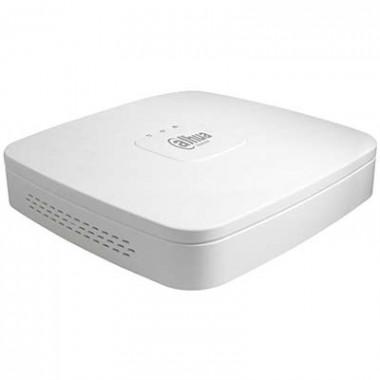 Dahua DH-NVR2104-P-S2 4-канальный Smart PoE 1U сетевой видеорегистратор