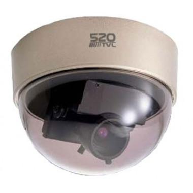 EverFocus ED350HQ-PV9G цветная купольная камера