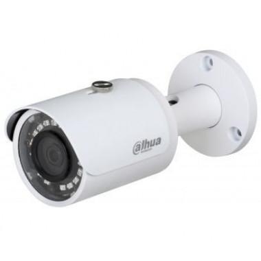1 МП HDCVI видеокамера Dahua DH-HAC-HFW1100S-S3 (3.6 мм)