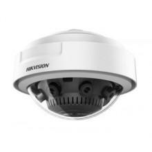 Hikvision DS-2CD1636-D (4мм) 18Мп IP панорамная + PTZ PanoVU видеокамера