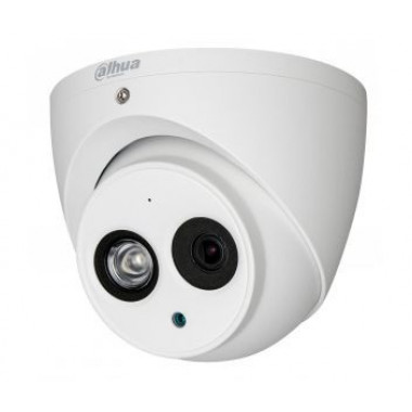 2 МП 1080p HDCVI видеокамера Dahua DH-HAC-HDW2221EMP-A (3.6 мм)