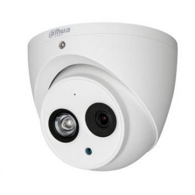 Dahua DH-HAC-HDW1200EMP-A-S3 (3.6 мм) 2МП 1080p HDCVI видеокамера со встроенным микрофоном