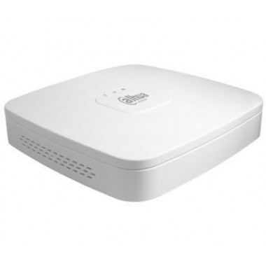 Dahua DH-NVR4108-8P-4KS2 8-канальный PoE Smart 1U 4K сетевой видеорегистратор
