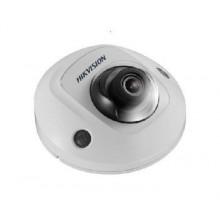 Hikvision DS-2CD2555FWD-IWS (2.8 мм) 2 Мп мини-купольная сетевая видеокамера EXIR