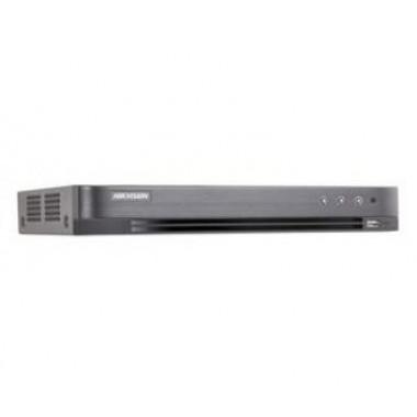 Hikvision DS-7204HUHI-K1/P (PoC) 4-канальный Turbo HD видеорегистратор