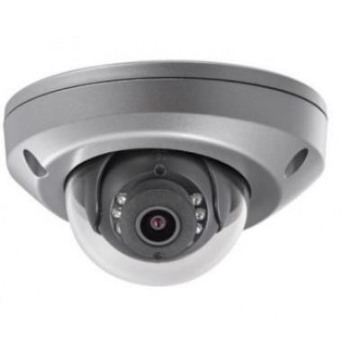 Hikvision DS-2CD6520DT-IO 2Мп мини-купольная видеокамера
