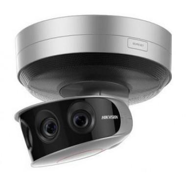 Hikvision DS-2CD6A64F-IHS/NFC (5.5 мм) 24 Мп Panovu видеокамера