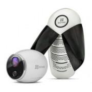 Hikvision CS-W2S-EUP-B1 1Mп Wi-Fi камера на батарейках EZVIZ с базовой станцией