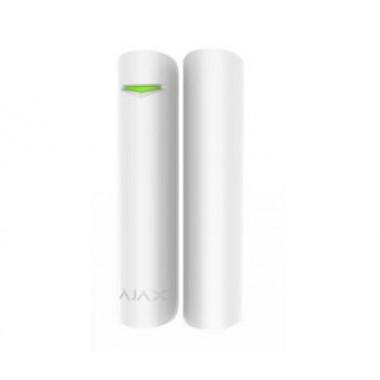 Ajax DoorProtect (white) универсальный датчик открытия дверей и окон
