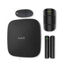 Комплект беспроводной сигнализации Ajax StarterKit (black)