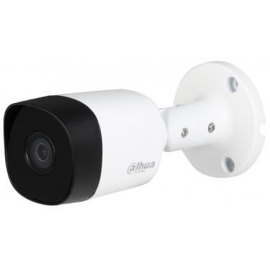 Dahua DH-HAC-B2A21P (3.6 мм) 2 Мп HDCVI мультиформатная видеокамера с ИК подсветкой