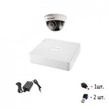 Комплект TURBO HD - 1 уличная камера