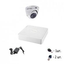 Комплект TURBO HD - 1 широкоугольная камера