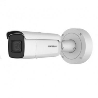 DS-2CD2646G2-IZS 4Мп IP видеокамера Hikvision c детектором лиц и Smart функциями