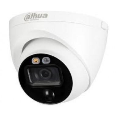 DH-HAC-ME1500EP-LED 2.8mm 5MP HDCVI камера активного  реагирования Dahua