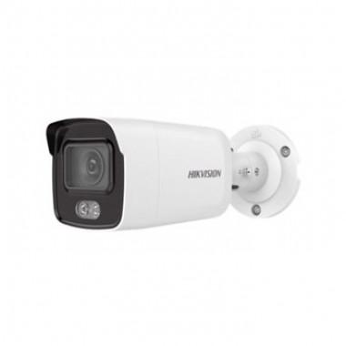 DS-2CD1027G0-L (2.8 мм) 2Мп IP ColorVu камера Hikvision с подсветкой