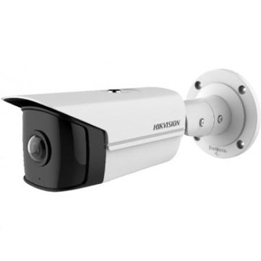 DS-2CD2T45G0P-I 4 Мп IP камера Hikvision с ультра-широким углом обзора