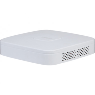 DHI-NVR2104-P-I 4-канальный AI сетевой видеорегистратор Dahua с PoE
