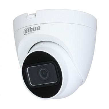 DH-HAC-HDW1400TRQP-A (2.8 мм) 4Mп HDCVI видеокамера Dahua cо встроенным микрофоном