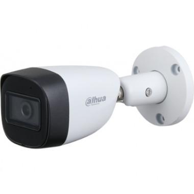 DH-HAC-HFW1400CMP (2.8 мм) 4Mп HDCVI видеокамера Dahua c ИК подсветкой