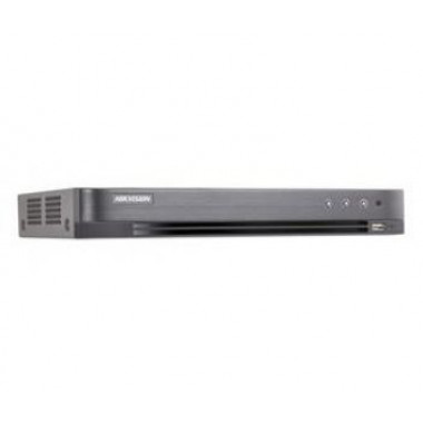 DS-7204HUHI-K1(S) 4-канальный Turbo HD видеорегистратор Hikvision с поддержкой аудио по коаксиалу