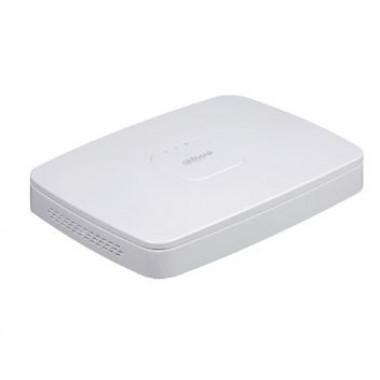 8-канальный 4K NVR видеорегистратор c PoE коммутатором на 8 портов Dahua DHI-NVR2108-8P-4KS2