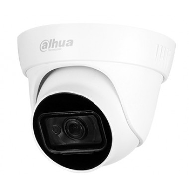 2 Мп HDCVI купольная видеокамера Dahua DH-HAC-HDW1200TLP-A (2.8 мм)