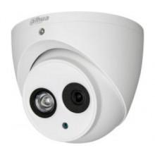 Dahua DH-HAC-HDW1500EMP-A (2.8 мм) 5Мп HDCVI видеокамера с встроенным микрофоном