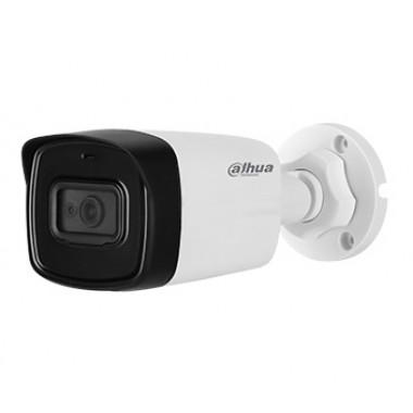DH-HAC-HFW1801TLP-A (2.8 мм) 4K HDCVI видеокамера Dahua с встроенным микрофоном