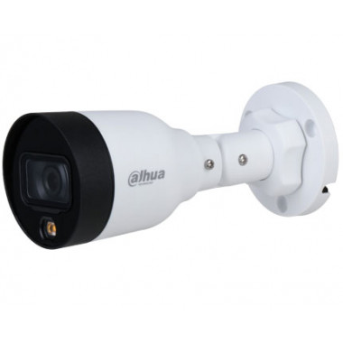 DH-IPC-HFW1239S1P-LED-S4 (2.8 мм) 2 MП IP видеокамера Dahua c LED подсветкой