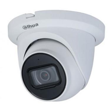 DH-IPC-HDW3441TMP-AS (2.8мм) 4 Мп купольная IP видеокамера Dahua с искусственным интеллектом