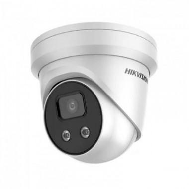 DS-2CD2346G2-I (2.8 мм) 4Мп IP видеокамера Hikvision c детектором лиц и Smart функциями