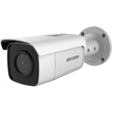DS-2CD2T86G2-4I (4 мм) 8Мп IP видеокамера Hikvision c детектором лиц и Smart функциями