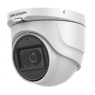 DS-2CE76D0T-ITMFS 2Мп мультиформатная Turbo HD видеокамера Hikvision с встроенным микрофоном