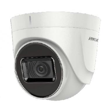 DS-2CE56H0T-ITPF (2.4 мм) 5Мп мультиформатная Turbo HD видеокамера Hikvision