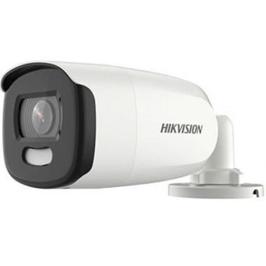 DS-2CE12HFT-F (2.8 мм) 5Мп ColorVu Turbo HD видеокамера Hikvision c диодной подсветкой