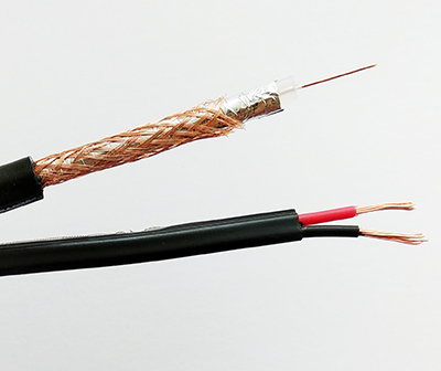 коаксиальный кабель для видеонаблюдения EuroSat RG-59 КБ-0062-00
