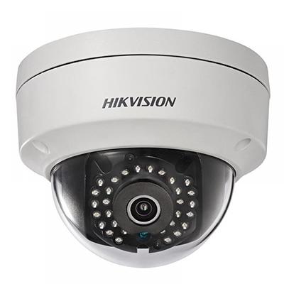 Купольная AHD видеокамера Hikvision